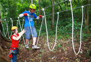 Child Rope Course