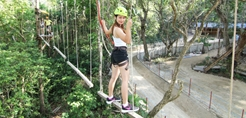 Tree Top Rope Challenges